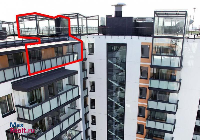 набережная реки Смоленки, 35к1 Санкт-Петербург продам квартиру