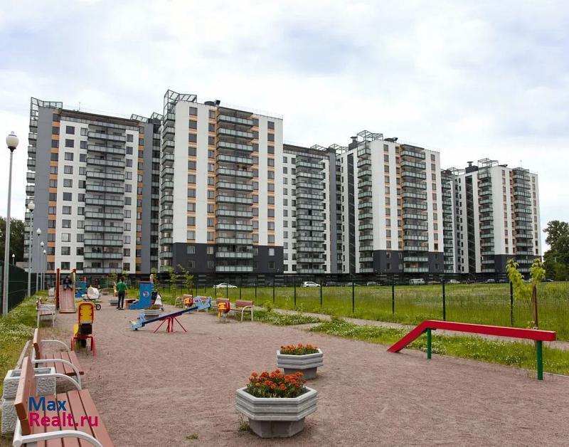 Санкт-Петербург набережная реки Смоленки, 35к1 квартира купить без посредников